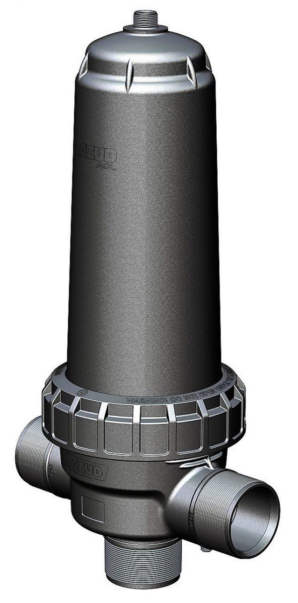 """Azud DF AGL 3"""" Super фильтр грубой очистки дисковый сетчатый грязевик"""